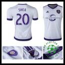 Camisas Futebol Orlando City (20 Shea) 2015/2016 Ii Masculina