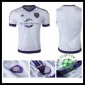 Camisa Futebol Orlando City 2015-2016 Ii Masculina
