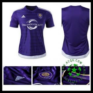 Camisas Orlando City 2015/2016 I Feminina