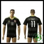 Venda Uniforme De Futebol Bale País De Gales Masculina Euro 2016/2017 Ii Loja On-Line