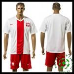 Onde Comprar Camisa Futebol Polônia Masculina Euro 2016/2017 I Loja On-Line