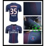 Camisas Futebol Paris Saint Germain Ongenda 2016/2017 I Masculina