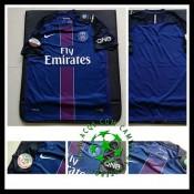 Criar Camisa Futebol Psg Masculina 2016/2017 I Loja On-Line