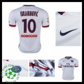 Camisas Futebol Paris Saint Germain Ibrahimovic 2015 2016 Ii Masculina
