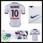 Camisas Futebol Paris Saint Germain Ibrahimovic 2015 2016 Ii Masculina