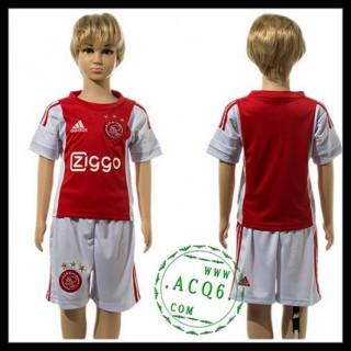 Ajax Camisa Futebol 2015-2016 I Infantil