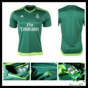 Camisas De Futebol Real Madrid 2015/2016 Ii Goleiro