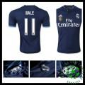 Camisa Du Futebol Real Madrid (11 Bale) 2015-2016 Iii Masculina