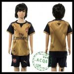 Arsenal Uniformes De Futebol 2015 2016 Iii Infantil