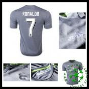 Camisa Real Madrid (7 Ronaldo) 2015 2016 Ii Masculina