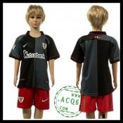 Athletic Bilbao Camisa Futebol 2015-2016 Ii Infantil