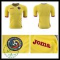 Camisas Futebol Romênia Autêntico I Euro 2016 Masculina