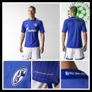 Camisas Futebol Schalke 04 2015-2016 I Masculina