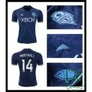 Comprar Camisas De Futebol Marshall Seattle Sounders Masculina 2016 2017 Iii Mais Barato Online