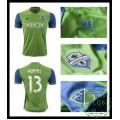 Comprou Camisa De Futebol Morris Seattle Sounders Masculina 2016-2017 I Loja On-Line
