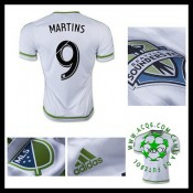 Camisa Seattle Sounders (9 Martins) 2015 2016 Ii Masculina