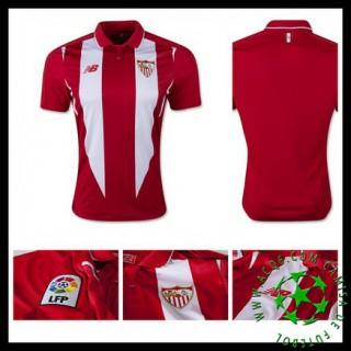 Uniforme De Futebol Sevilla 2015 2016 Ii Masculina