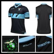 Camisa Futebol Ss Lazio 2015 2016 Ii Masculina