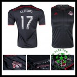 Camisa Du Futebol Toronto Fc (17 Altidore) 2015 2016 Ii Masculina