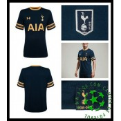 Camisa Du Futebol Tottenham Hotspur 2016/2017 Ii Masculina