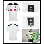 Uniforme De Futebol Tottenham Hotspur 2016 2017 I Masculina