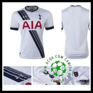 Camisetas Tottenham 2015-2016 I Masculina