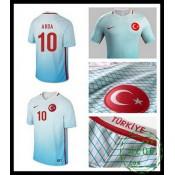 Onde Comprar Camisetas Arda Turquia Masculina Euro 2016/2017 Ii On-Line