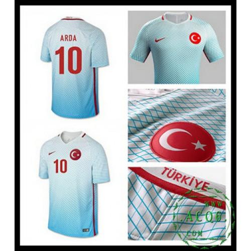 Onde Comprar Camisetas Arda Turquia Masculina Euro 2016 2017 Ii On-Line 6cdc2c5d74fe7