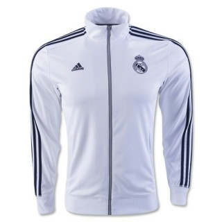 Real Madrid 3 Stripe Track Top