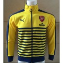 2015/2016 Arsenal Amarelo Jaqueta