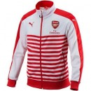 Arsenal T7 Anthem Jaqueta (Red)_