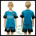 Barcelona Camisas Futebol 2015 2016 Iii Infantil