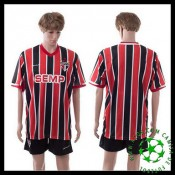 Desenho Camisas De Futebol São Paulo Futebol Clube Masculina 2016-2017 I Loja On-Line