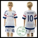 Chelsea Uniformes Futebol Hazard 2015/2016 Ii Infantil