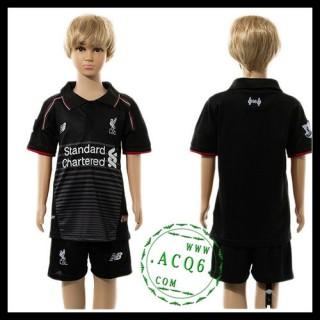 Liverpool Camisas De Futebol 2015/2016 I Infantil