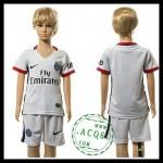 Psg Camisas Du Futebol 2015 2016 Ii Infantil