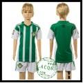 Real Betis Uniforme De Futebol 2015-2016 I Infantil