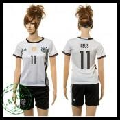 Alemanha Camisa Futebol Reus 2015/2016 I Feminina