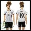 Alemanha Uniforme Futebol Gotze 2015/2016 I Feminina
