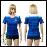 Estados Unidos Camisa Du Futebol 2015/2016 Ii Feminina