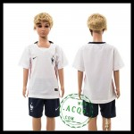 França Camisa De Futebol Euro 2016 Ii Infantil