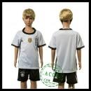 Alemanha Camisas Du Futebol Euro 2016 I Infantil