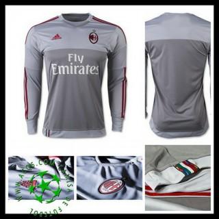 Camisa Futebol Ac Milan Manga Longa 2015/2016 I Goleiro