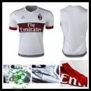 Camisas Futebol Ac Milan 2015-2016 Ii Masculina