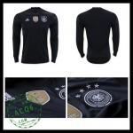 Camisas Du Futebol Alemanha Autêntico I Manga Longa Euro 2016 Goleiro