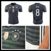 Camisas Futebol (8 Ozil) Alemanha Autêntico Ii Euro 2016 Masculina c163bfa22bb68