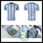 Camisa De Futebol Argentina 2015/2016 I Masculina