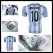 Camisetas Argentina (10 Maradona) 2015/2016 I Masculina