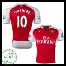 Para Camisas De Futebol Wilshere Arsenal Masculina 2015/2016 I Loja On-Line