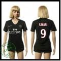 Psg Camisa Cavani 2015/2016 Iii Feminina